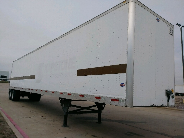 Dry Van Trailer-Semi Trailers-Utility-2013-Trailer-GRAND PRAIRIE-TX-273,894 miles-$19,250