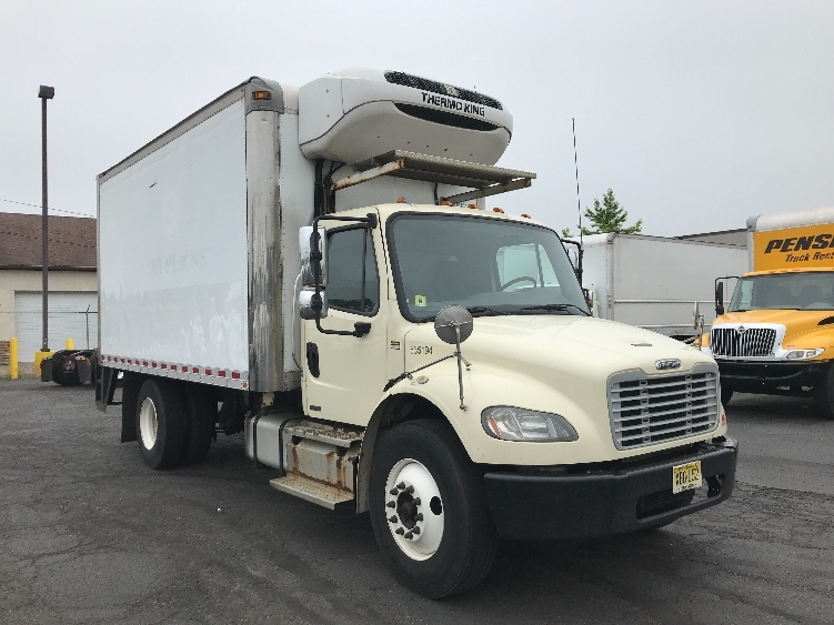Reefer Truck-Light and Medium Duty Trucks-Freightliner-2012-M2-SOUTH PLAINFIELD-NJ-322,205 miles-$25,750