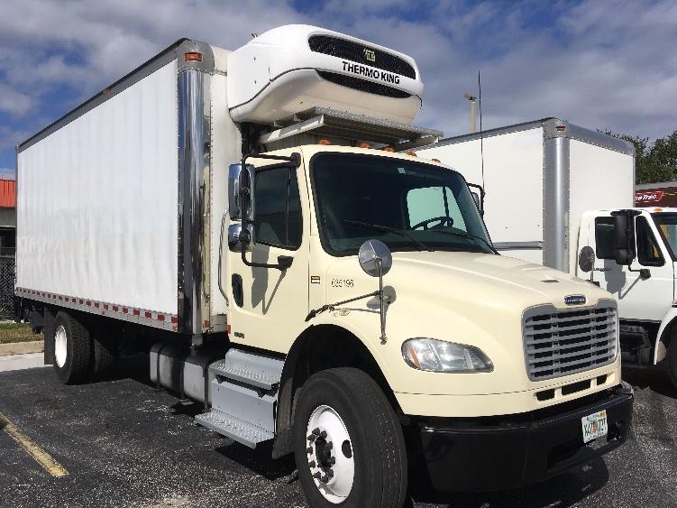Reefer Truck-Light and Medium Duty Trucks-Freightliner-2012-M2-ORLANDO-FL-157,367 miles-$35,750