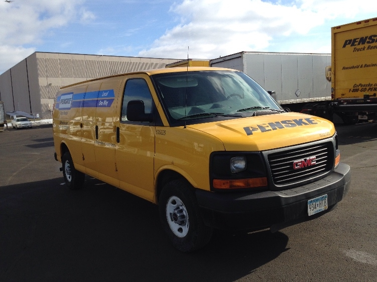 Cargo Van (Panel Van)-Light and Medium Duty Trucks-GMC-2012-Savana G23705-EAGAN-MN-104,354 miles-$12,250