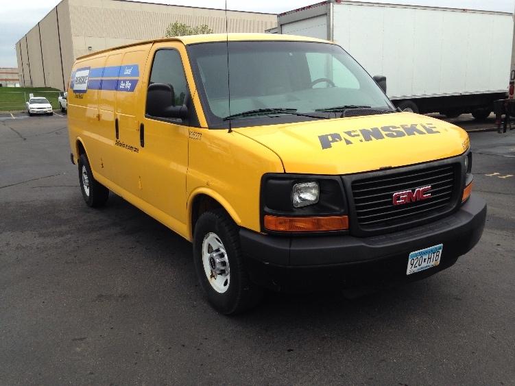 Cargo Van (Panel Van)-Light and Medium Duty Trucks-GMC-2012-Savana G23705-EAGAN-MN-97,881 miles-$13,250
