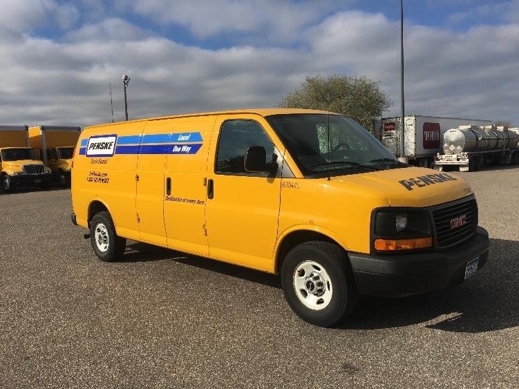 Cargo Van (Panel Van)-Light and Medium Duty Trucks-GMC-2012-Savana G23705-EAGAN-MN-78,446 miles-$14,750