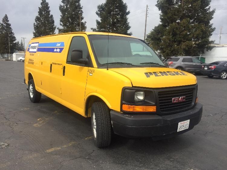 Cargo Van (Panel Van)-Light and Medium Duty Trucks-GMC-2012-Savana G23705-WEST SACRAMENTO-CA-139,069 miles-$9,500