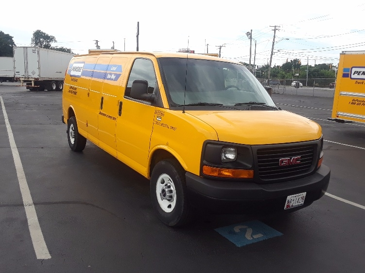 Cargo Van (Panel Van)-Light and Medium Duty Trucks-GMC-2012-Savana G23705-BALTIMORE-MD-88,602 miles-$14,250