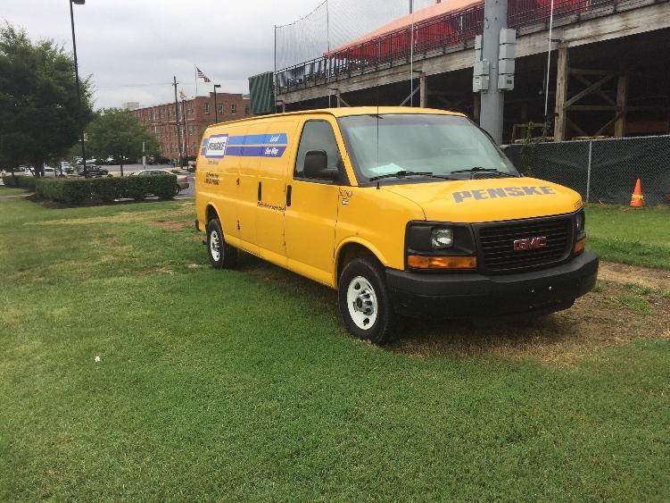 Cargo Van (Panel Van)-Light and Medium Duty Trucks-GMC-2012-Savana G23705-LANCASTER-PA-109,300 miles-$10,750