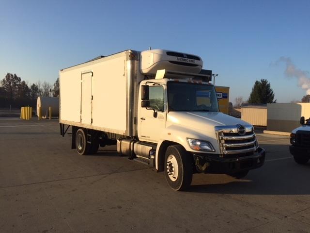 Reefer Truck-Light and Medium Duty Trucks-Hino-2013-268-GAHANNA-OH-416,618 miles-$22,000
