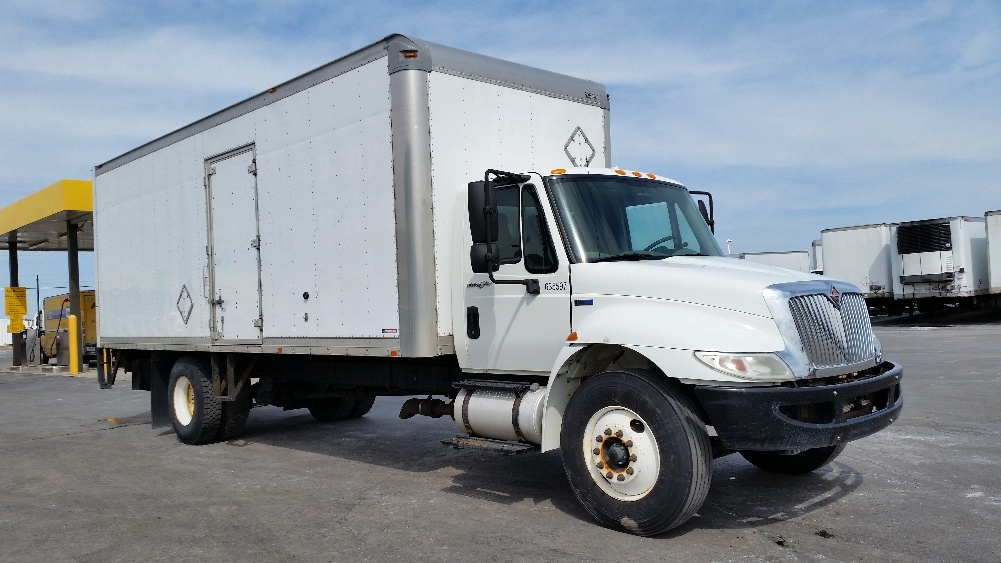 Medium Duty Box Truck-Light and Medium Duty Trucks-International-2012-4300-MILWAUKEE-WI-204,616 miles-$20,750