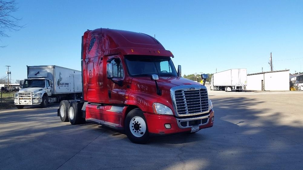 Sleeper Tractor-Heavy Duty Tractors-Freightliner-2012-Cascadia 12564ST-LONGVIEW-TX-495,012 miles-$36,250