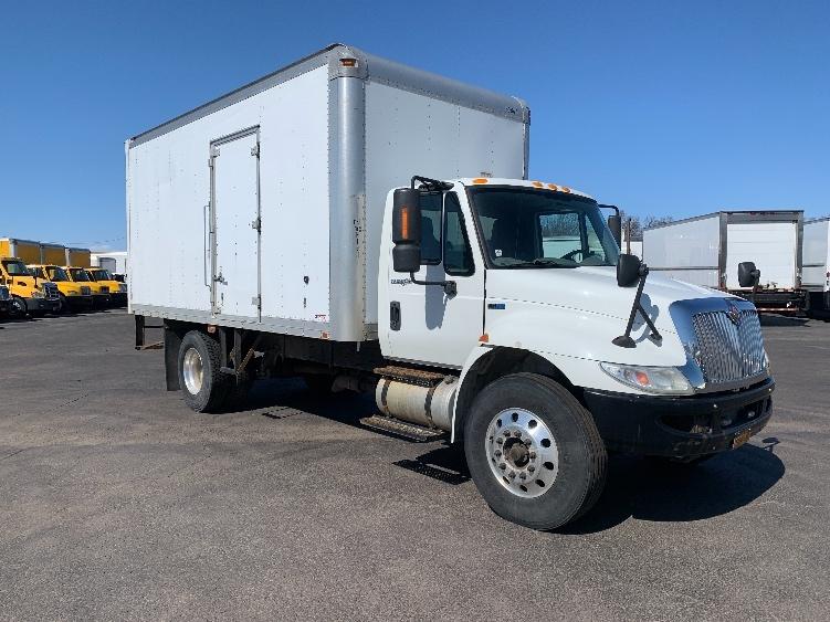 Medium Duty Box Truck-Light and Medium Duty Trucks-International-2012-4300-FREDONIA-NY-126,683 miles-$23,750