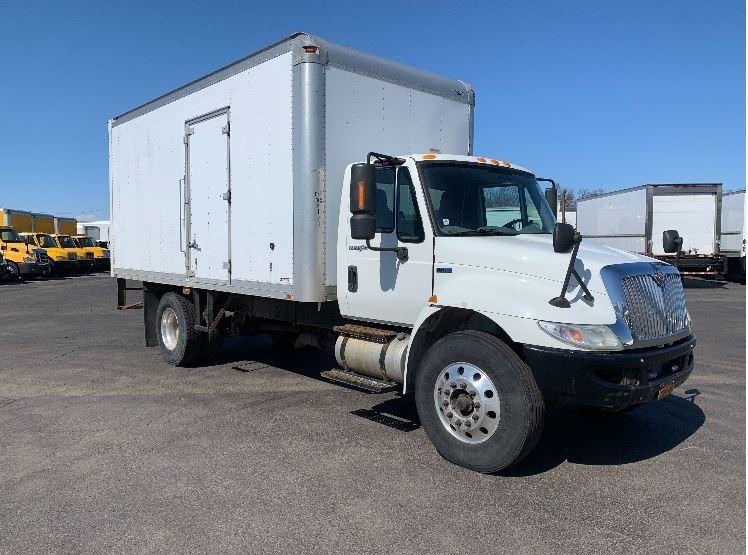 Medium Duty Box Truck-Light and Medium Duty Trucks-International-2012-4300-FREDONIA-NY-160,547 miles-$21,500