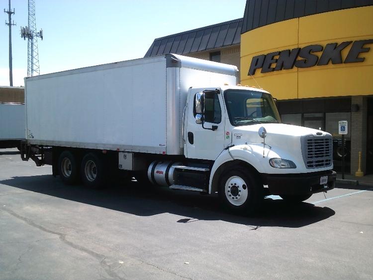 Medium Duty Box Truck-Light and Medium Duty Trucks-Freightliner-2013-M211264S-JACKSON-TN-290,608 miles-$56,250