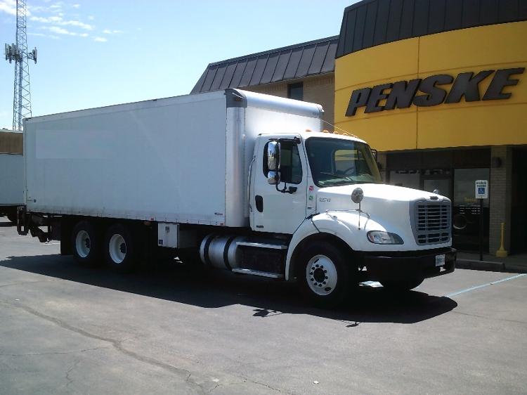Medium Duty Box Truck-Light and Medium Duty Trucks-Freightliner-2012-M211264S-JACKSON-TN-347,981 miles-$46,750
