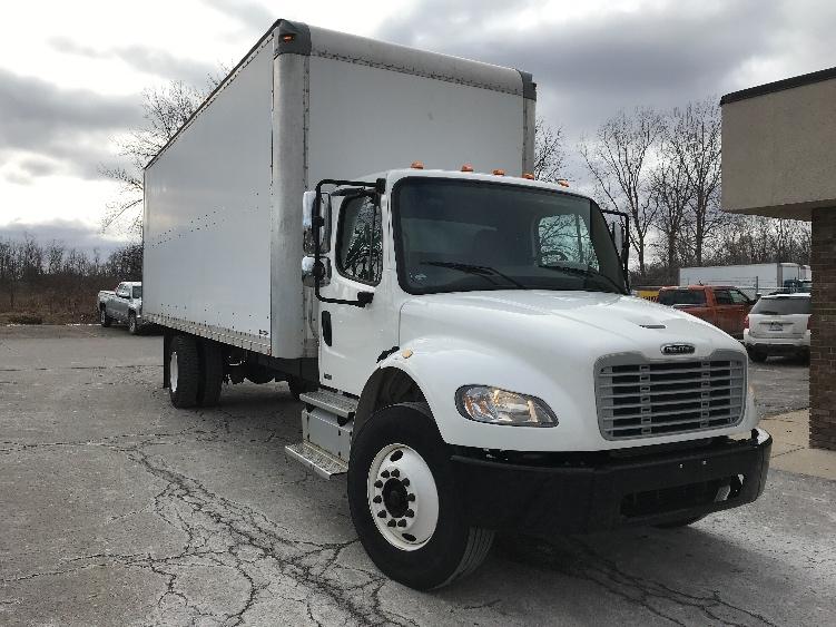 Medium Duty Box Truck-Light and Medium Duty Trucks-Freightliner-2012-M2-LANSING-MI-74,194 miles-$37,500