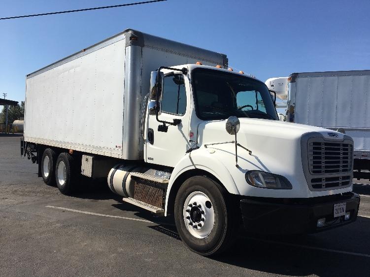 Medium Duty Box Truck-Heavy Duty Tractors-Freightliner-2012-M211264S-TACOMA-WA-273,080 miles-$49,750