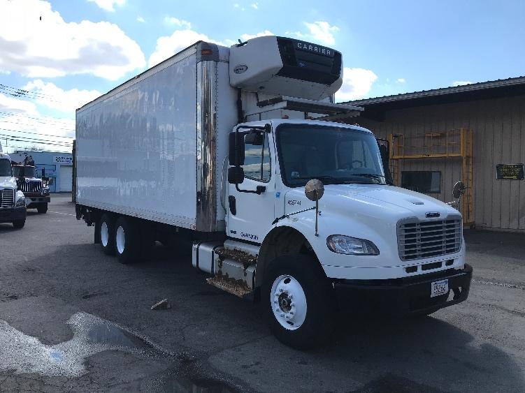 Reefer Truck-Light and Medium Duty Trucks-Freightliner-2012-M2-MEDFORD-MA-102,136 miles-$50,500