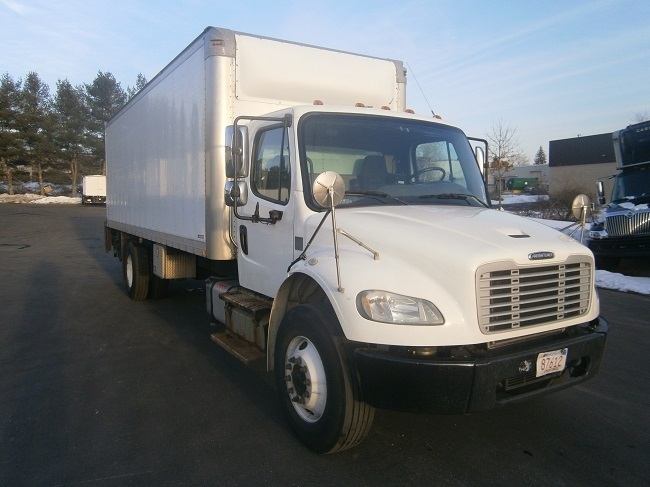 Medium Duty Box Truck-Light and Medium Duty Trucks-Freightliner-2013-M2-HUDSON-NH-193,537 miles-$24,000