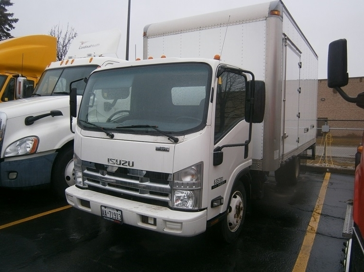 Medium Duty Box Truck-Light and Medium Duty Trucks-Isuzu-2012-NQR-MISSISSAUGA-ON-155,951 km-$29,000