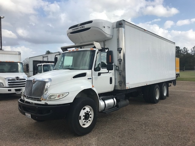 Reefer Truck-Light and Medium Duty Trucks-International-2012-4400-HAMMOND-LA-91,449 miles-$45,500