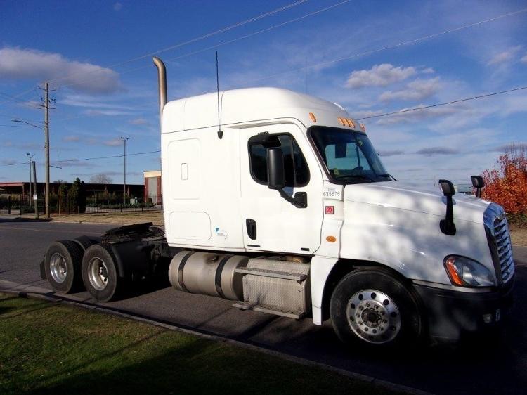 Sleeper Tractor-Heavy Duty Tractors-Freightliner-2012-Cascadia 12564ST-BIRMINGHAM-AL-618,042 miles-$41,250