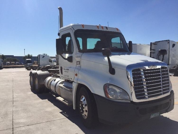 Day Cab Tractor-Heavy Duty Tractors-Freightliner-2012-Cascadia 12564ST-PHOENIX-AZ-409,488 miles-$40,000