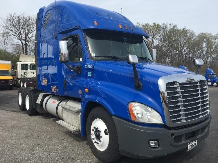 Sleeper Tractor-Heavy Duty Tractors-Freightliner-2012-Cascadia 12564ST-WEST VALLEY CITY-UT-590,236 miles-$36,750