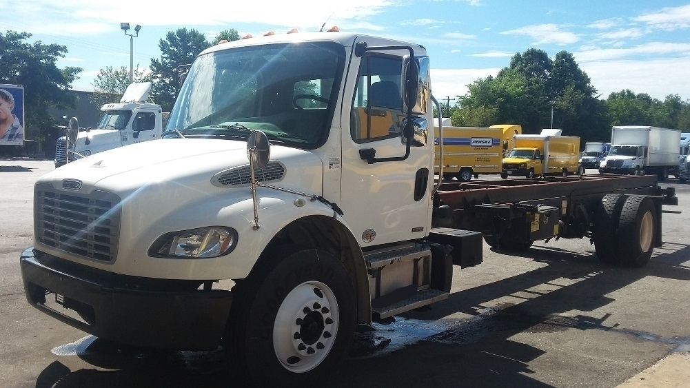 Cab and Chassis Truck-Light and Medium Duty Trucks-Freightliner-2012-M2-GREENSBORO-NC-364,388 miles-$22,500