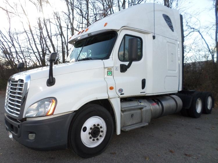 Sleeper Tractor-Heavy Duty Tractors-Freightliner-2012-Cascadia 12564ST-LANSING-MI-587,180 miles-$35,000