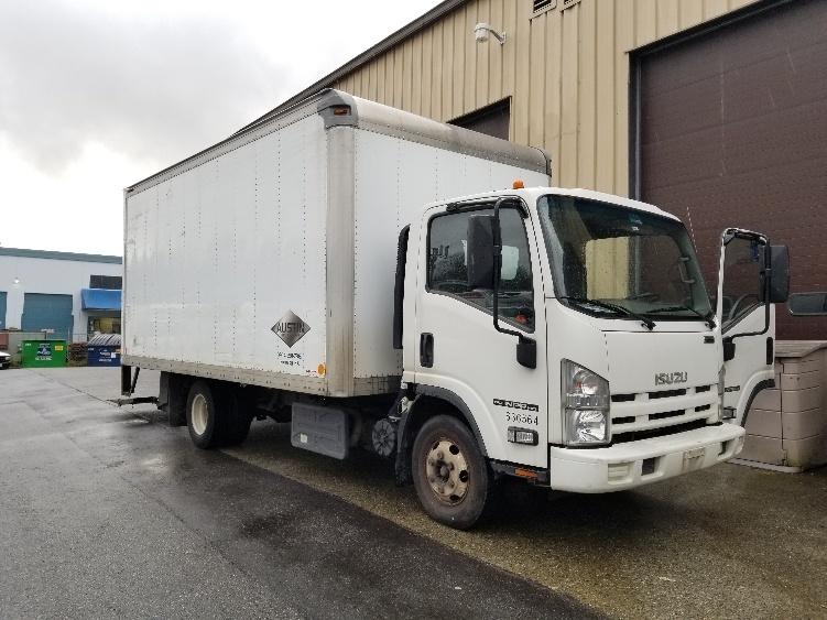 Medium Duty Box Truck-Light and Medium Duty Trucks-Isuzu-2012-NPR-BURNABY-BC-149,143 km-$30,250