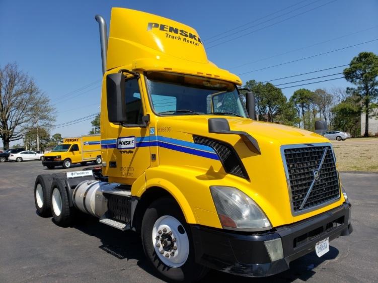 Day Cab Tractor-Heavy Duty Tractors-Volvo-2013-VNL64T300-MEMPHIS-TN-423,274 miles-$33,000