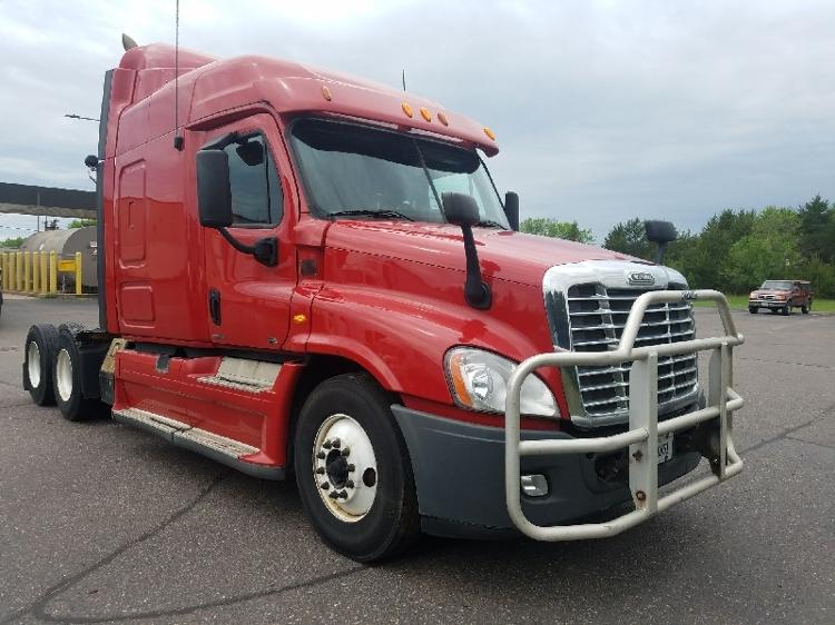 Sleeper Tractor-Heavy Duty Tractors-Freightliner-2012-Cascadia 12564ST-ROSEVILLE-MN-694,667 miles-$30,000