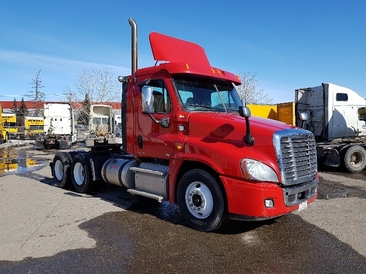 Day Cab Tractor-Heavy Duty Tractors-Freightliner-2012-Cascadia 12564ST-CALGARY-AB-433,147 km-$50,500