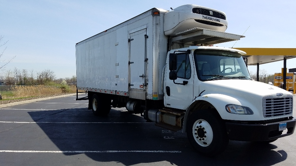 Reefer Truck-Light and Medium Duty Trucks-Freightliner-2012-M2-WEST HAVEN-CT-242,837 miles-$29,750