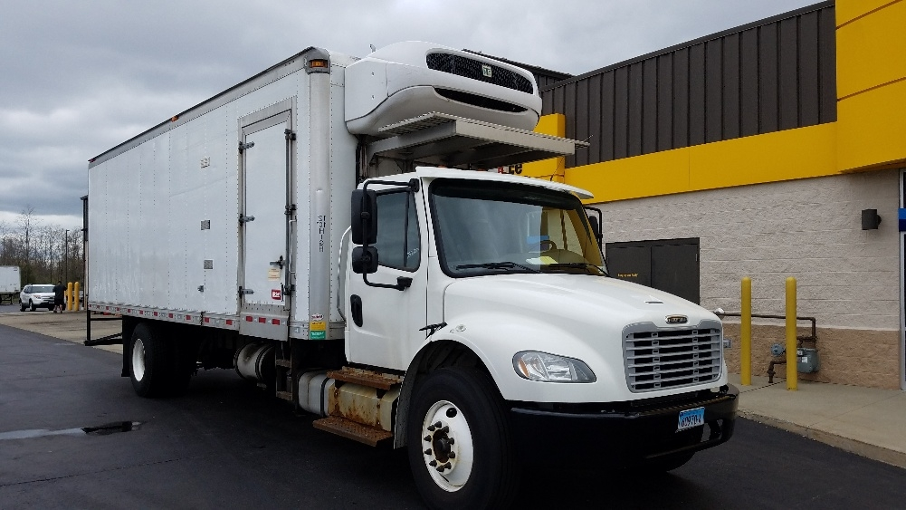 Reefer Truck-Light and Medium Duty Trucks-Freightliner-2012-M2-WEST HAVEN-CT-253,172 miles-$28,000