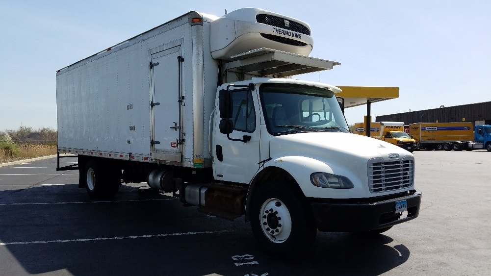 Reefer Truck-Light and Medium Duty Trucks-Freightliner-2012-M2-WEST HAVEN-CT-298,386 miles-$24,250