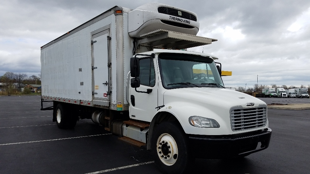 Reefer Truck-Light and Medium Duty Trucks-Freightliner-2012-M2-WEST HAVEN-CT-263,922 miles-$28,000