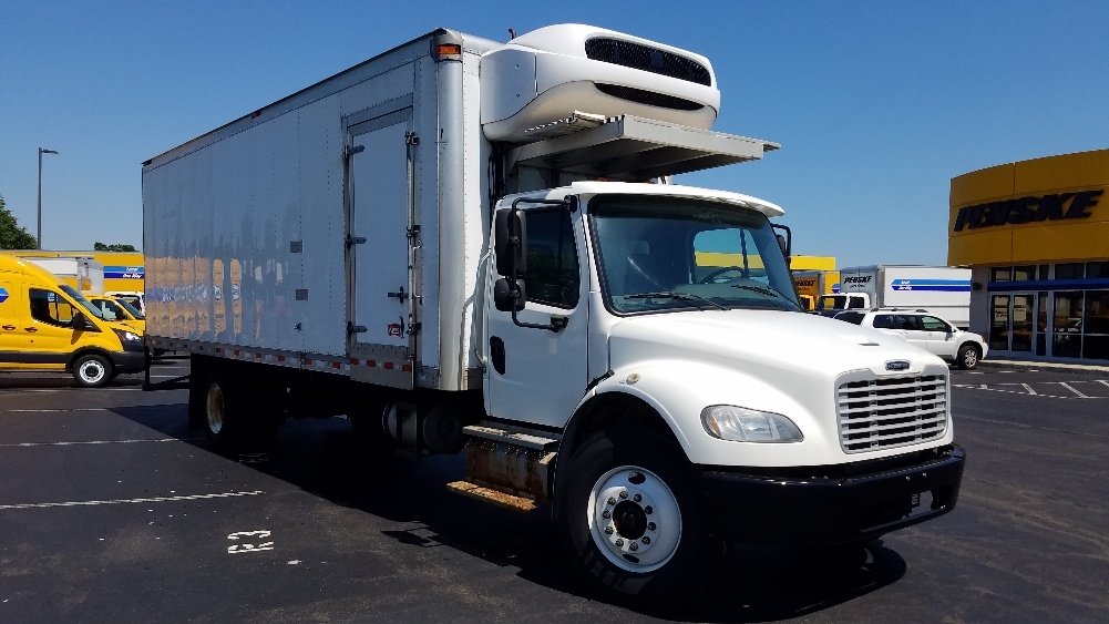 Reefer Truck-Light and Medium Duty Trucks-Freightliner-2013-M2-WEST HAVEN-CT-236,246 miles-$26,500