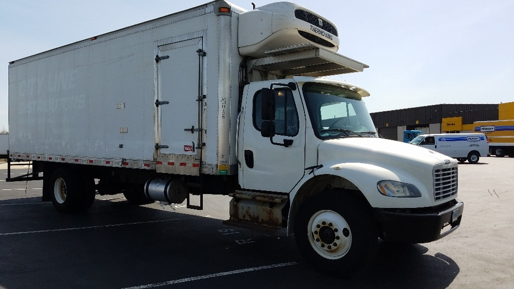 Reefer Truck-Light and Medium Duty Trucks-Freightliner-2013-M2-WEST HAVEN-CT-263,685 miles-$24,500