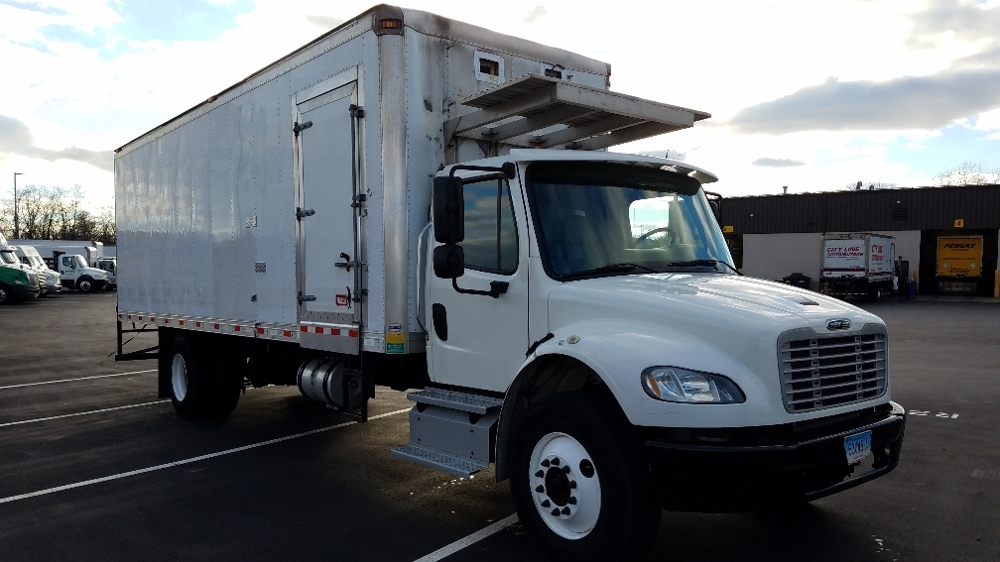 Reefer Truck-Light and Medium Duty Trucks-Freightliner-2013-M2-WEST HAVEN-CT-198,080 miles-$26,000
