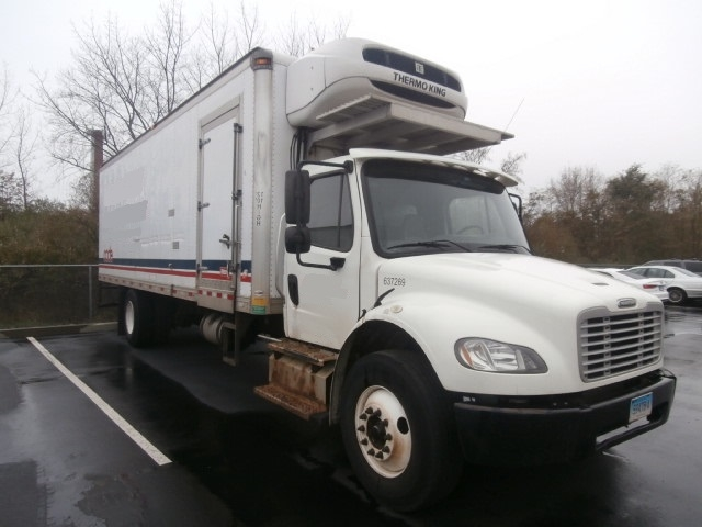 Reefer Truck-Light and Medium Duty Trucks-Freightliner-2013-M2-WEST HAVEN-CT-248,676 miles-$16,000