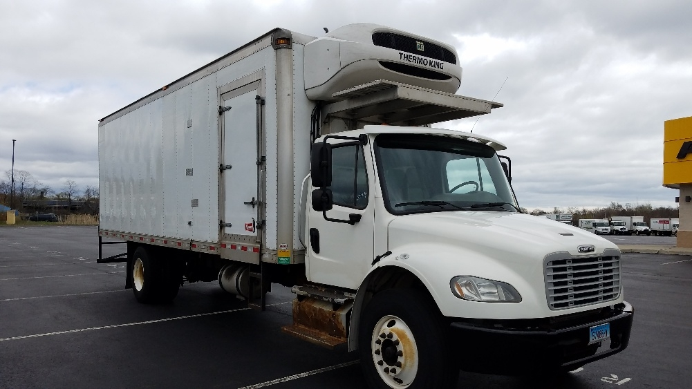 Reefer Truck-Light and Medium Duty Trucks-Freightliner-2013-M2-WEST HAVEN-CT-286,200 miles-$28,250