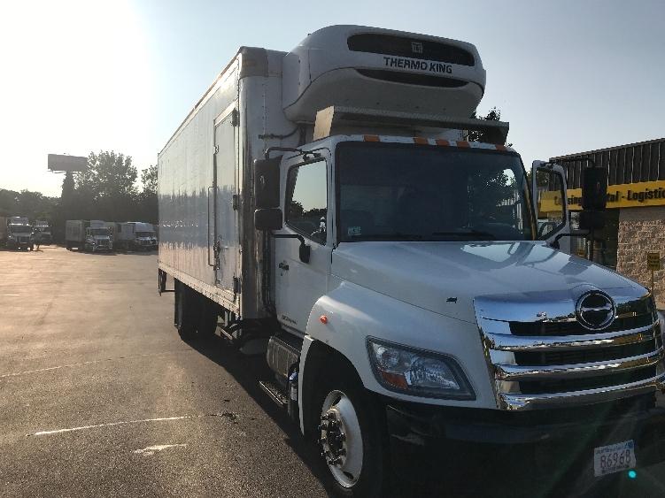 Reefer Truck-Light and Medium Duty Trucks-Hino-2013-338-CHICOPEE-MA-265,698 miles-$21,250