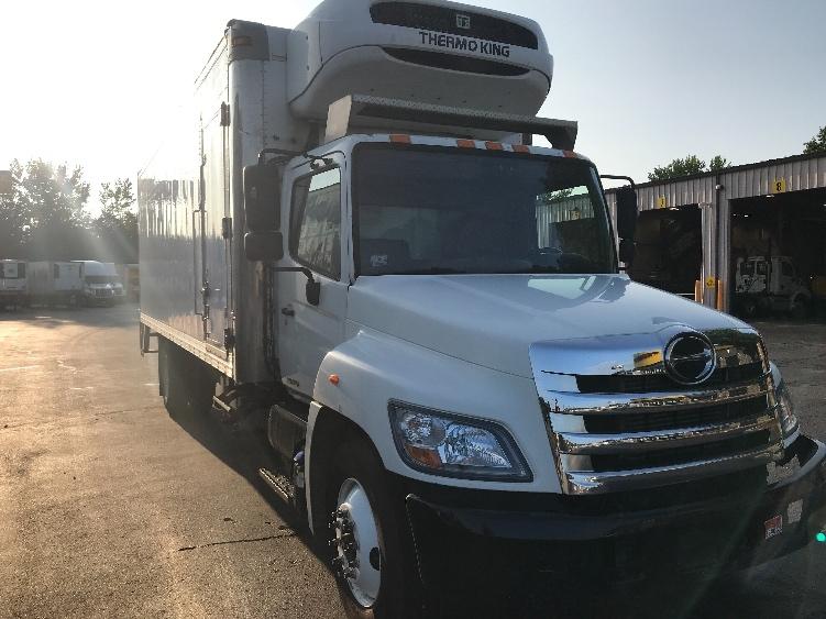 Reefer Truck-Light and Medium Duty Trucks-Hino-2013-338-DAYTON-OH-256,487 miles-$23,750