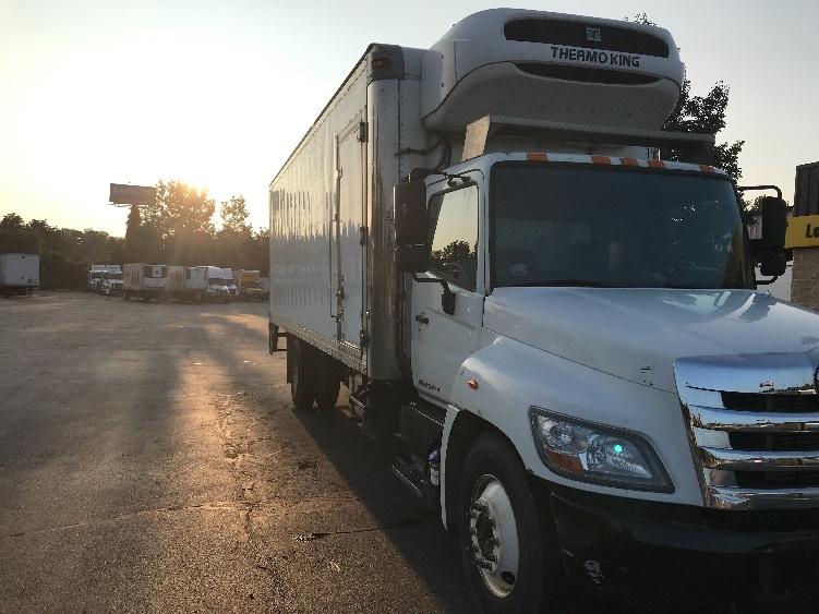 Reefer Truck-Light and Medium Duty Trucks-Hino-2013-338-CHICOPEE-MA-269,725 miles-$20,000