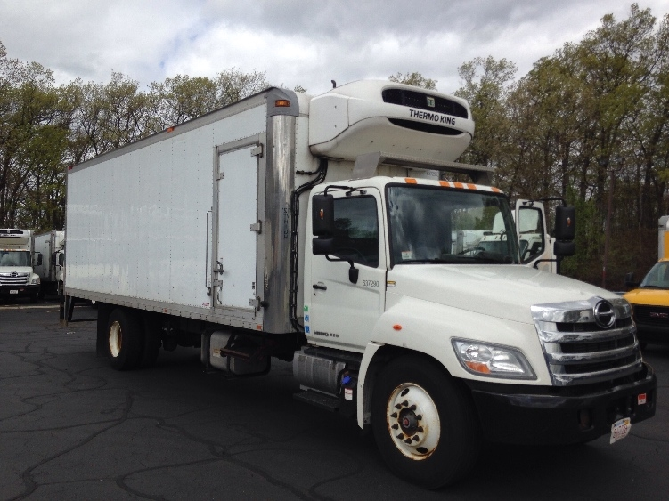 Reefer Truck-Light and Medium Duty Trucks-Hino-2013-338-BRAINTREE-MA-259,606 miles-$21,500