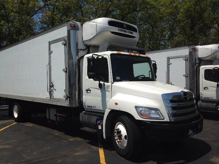 Reefer Truck-Light and Medium Duty Trucks-Hino-2013-338-BRAINTREE-MA-220,693 miles-$24,250