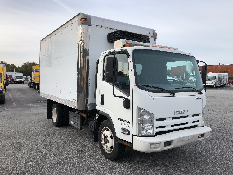 Reefer Truck-Light and Medium Duty Trucks-Isuzu-2012-NRR-GREENSBORO-NC-175,518 miles-$27,250