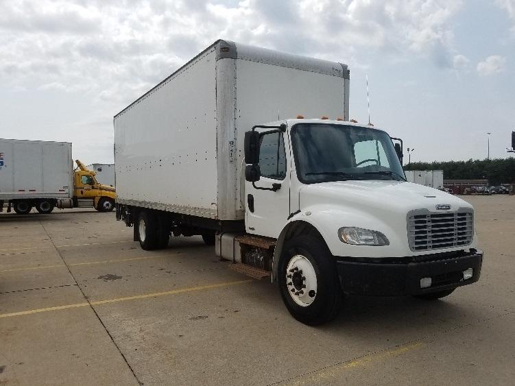 Medium Duty Box Truck-Light and Medium Duty Trucks-Freightliner-2012-M2-ALLEN PARK-MI-232,413 miles-$32,750