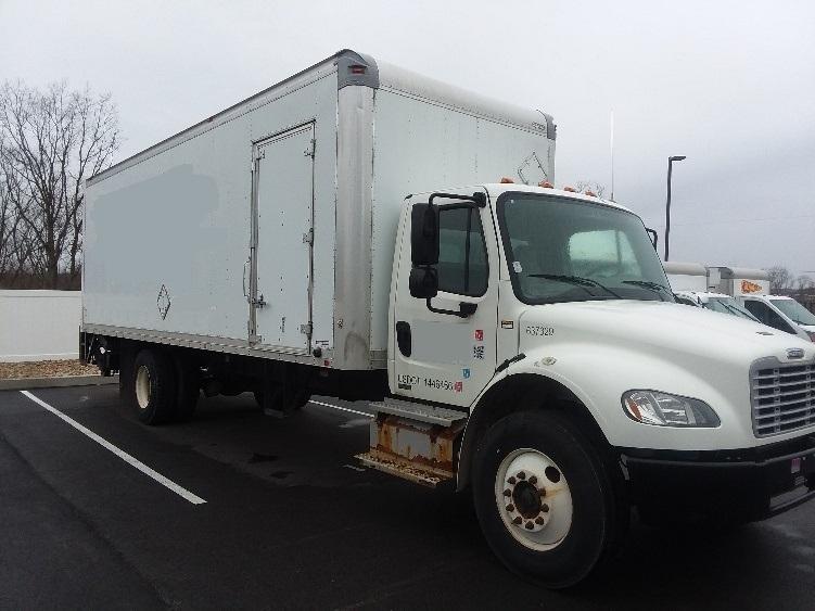 Medium Duty Box Truck-Light and Medium Duty Trucks-Freightliner-2012-M2-ZELIENOPLE-PA-92,288 miles-$42,000