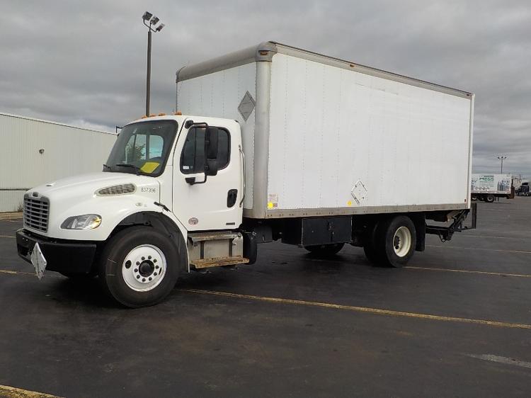 Medium Duty Box Truck-Light and Medium Duty Trucks-Freightliner-2012-M2-SAINT LAURENT-PQ-170,591 km-$38,000
