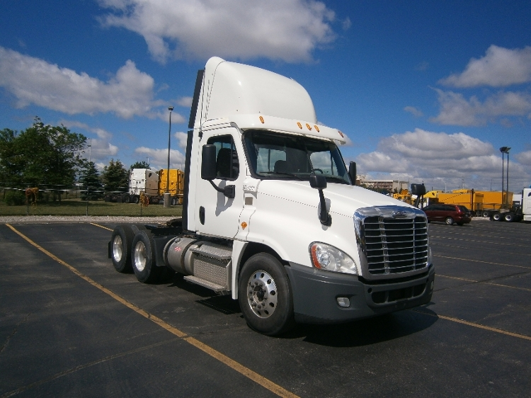 Day Cab Tractor-Heavy Duty Tractors-Freightliner-2013-Cascadia 12564ST-MISSISSAUGA-ON-423,834 km-$71,250